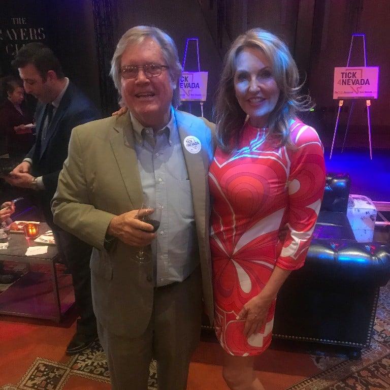 Rick Segerblom and Kelly Thomas Boyers
