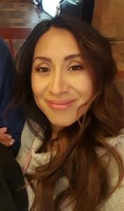 Delia Garcia, now intern at Adam's Place