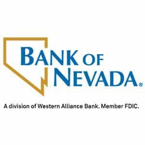 Bank of Nevada logo