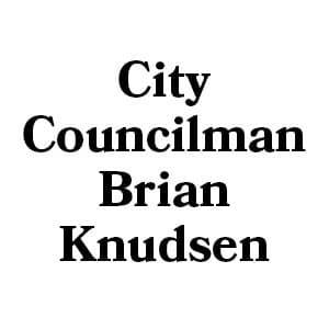 Las Vegas City Councilman BrianKnudsen graphic