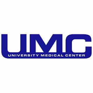 UMC (University Medical Center of Southern Nevada logo