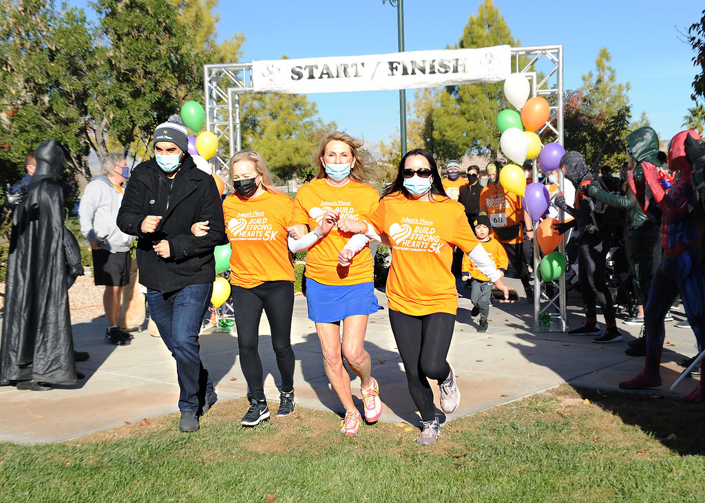Build Strong Hearts 5K - 2020