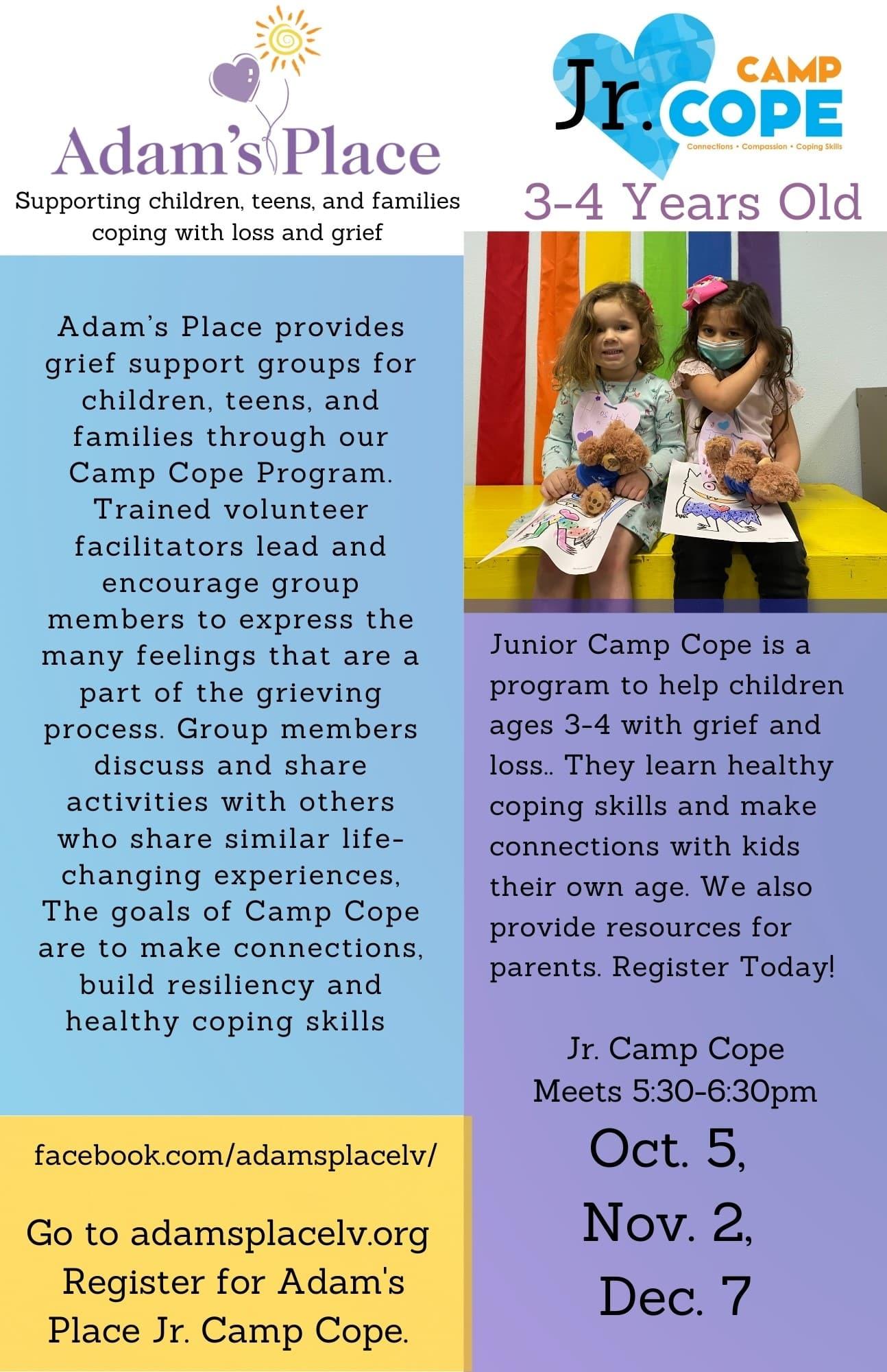 Jr Camp Cope 2021