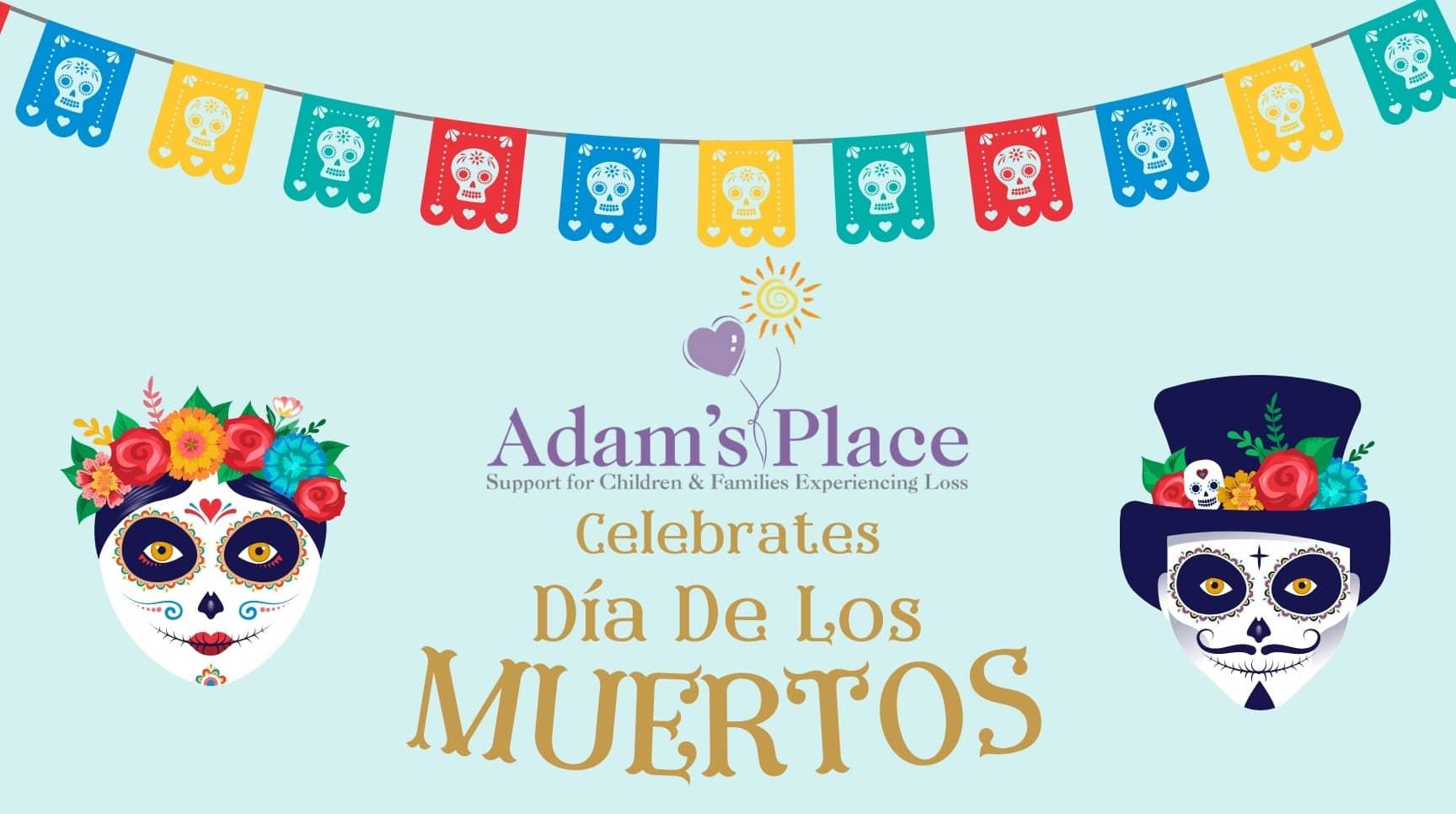 Dia De Los Muertos Holiday Poster