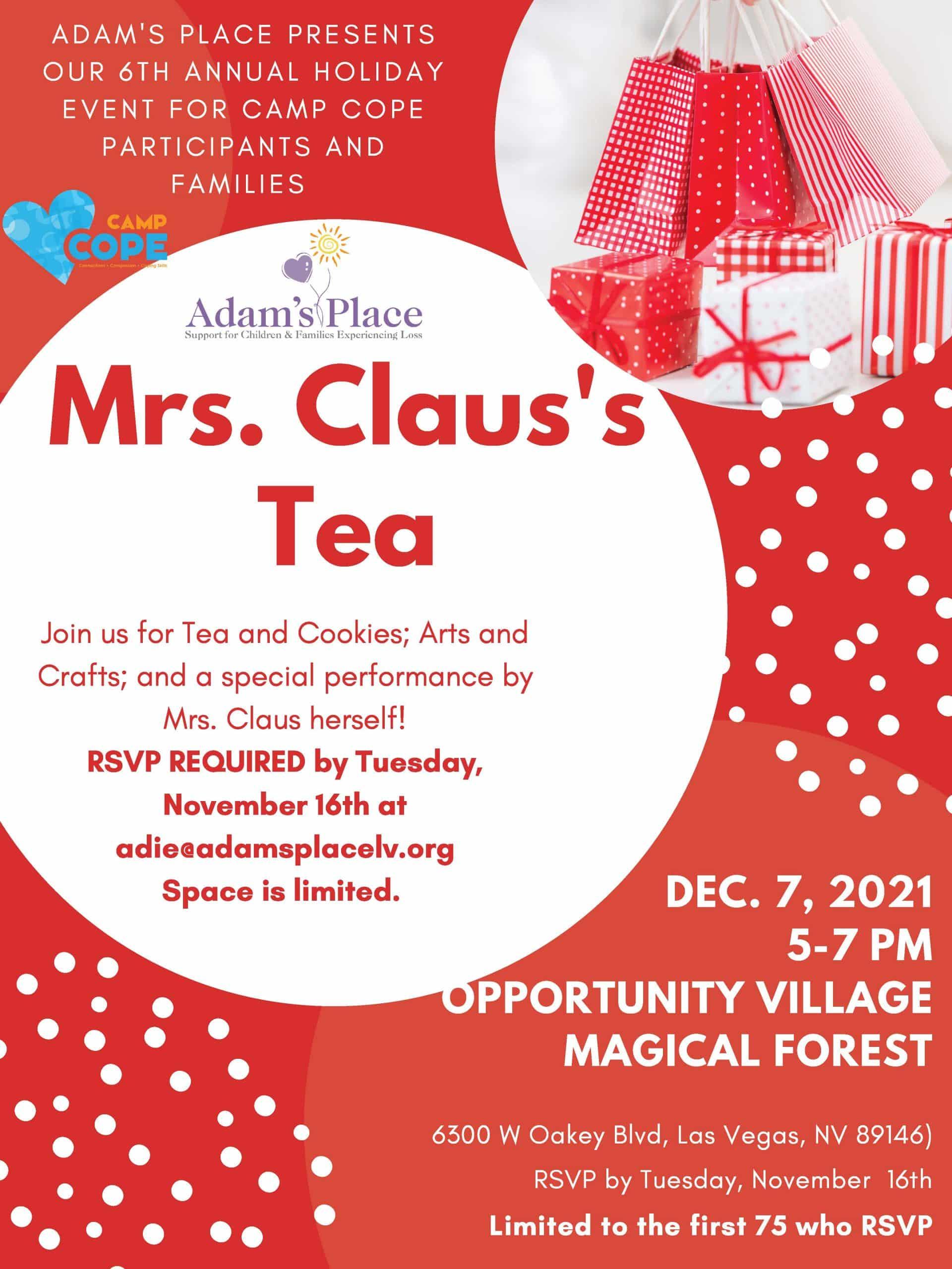 Mrs. Claus's Tea (3)