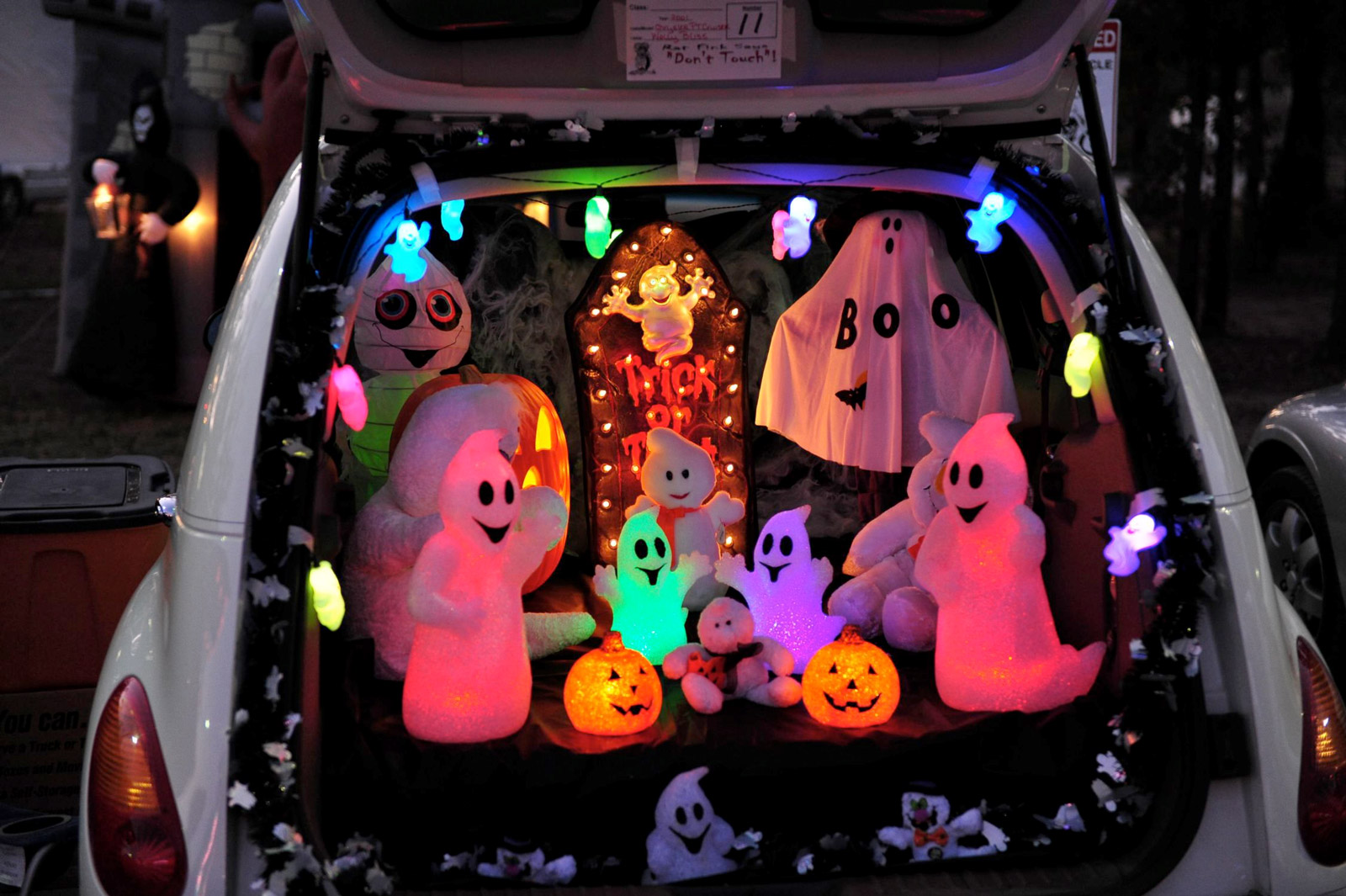 Trunk-or-Treat - Adam's Place